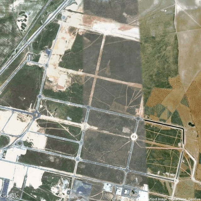 Polígono industrial Aeropuerto Ciudad Real
