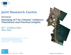 citizens-veillance-workshop-ispra